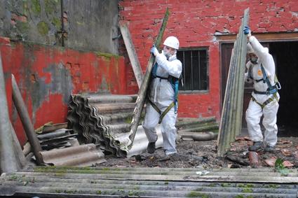 asbestos franckfer